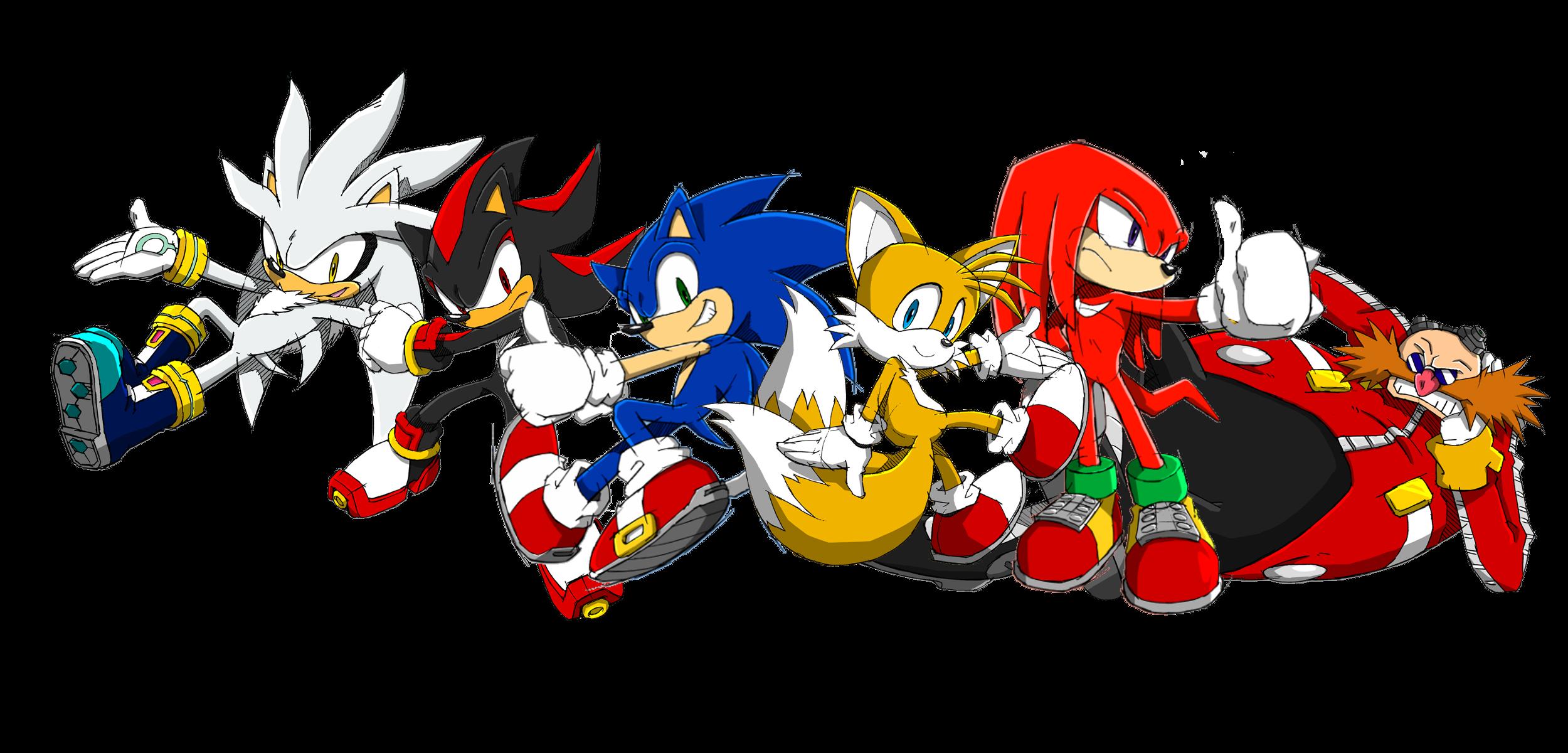 Sonic Platinum: Gods and Demons