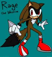 Rage Portrait 1