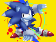 Sonic the Werehog (Classic)