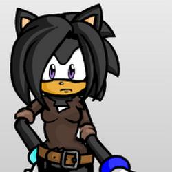 Ethelia The Hedgehog
