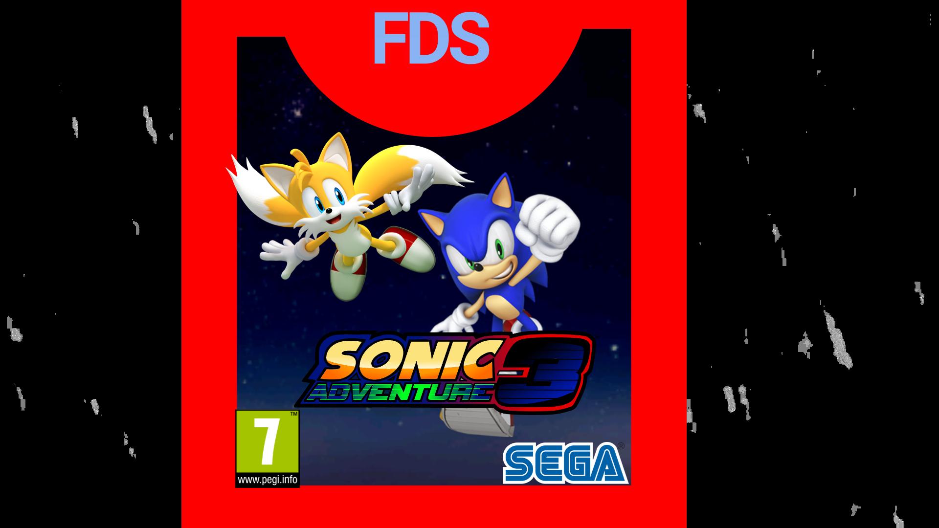 *Sonic Adventure 3*