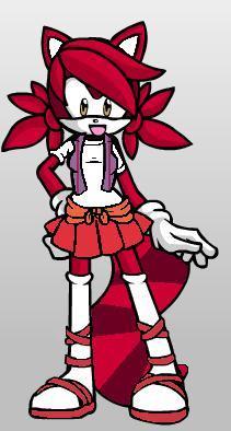 Jeanne the Raccoon