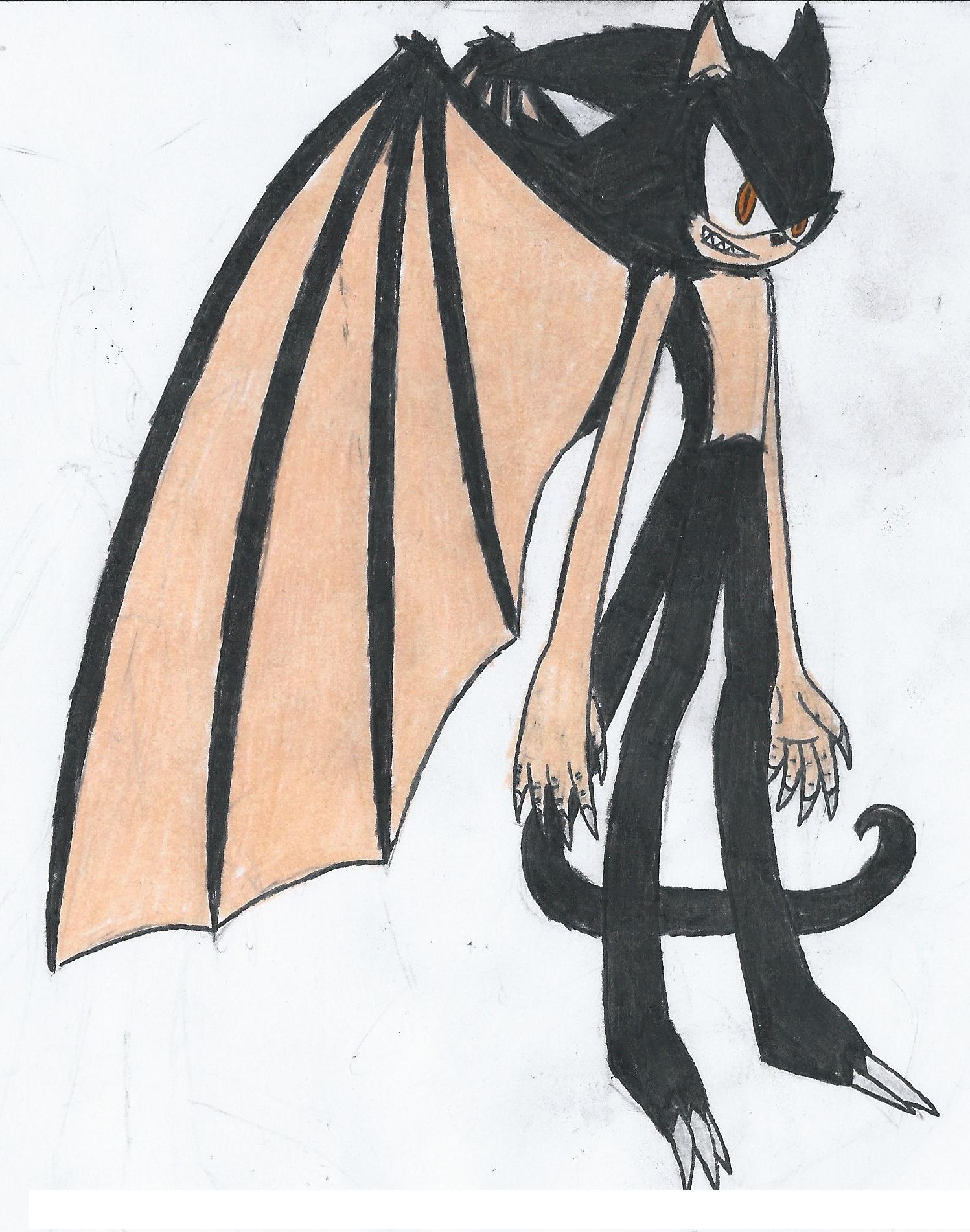 Aegrine the Hedgedragon