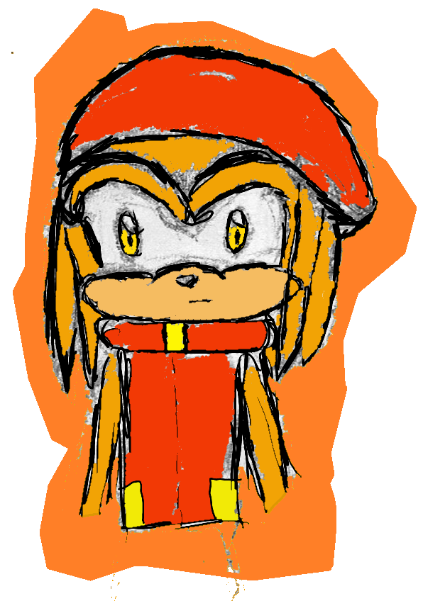 Keith the Echidna