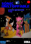 Sonic Unstoppable Cover Spezialfolge 001 Tails großer Tag