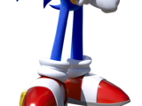 Sonic the Hedgehog (Cyclone AU Reboot)