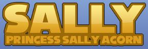 Princess sally acorn logo.png