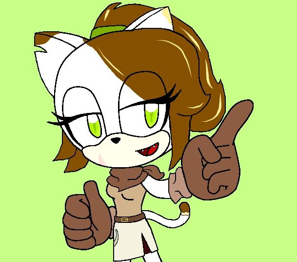 Chrysa the Cat