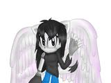 Lucinda the Angelfox