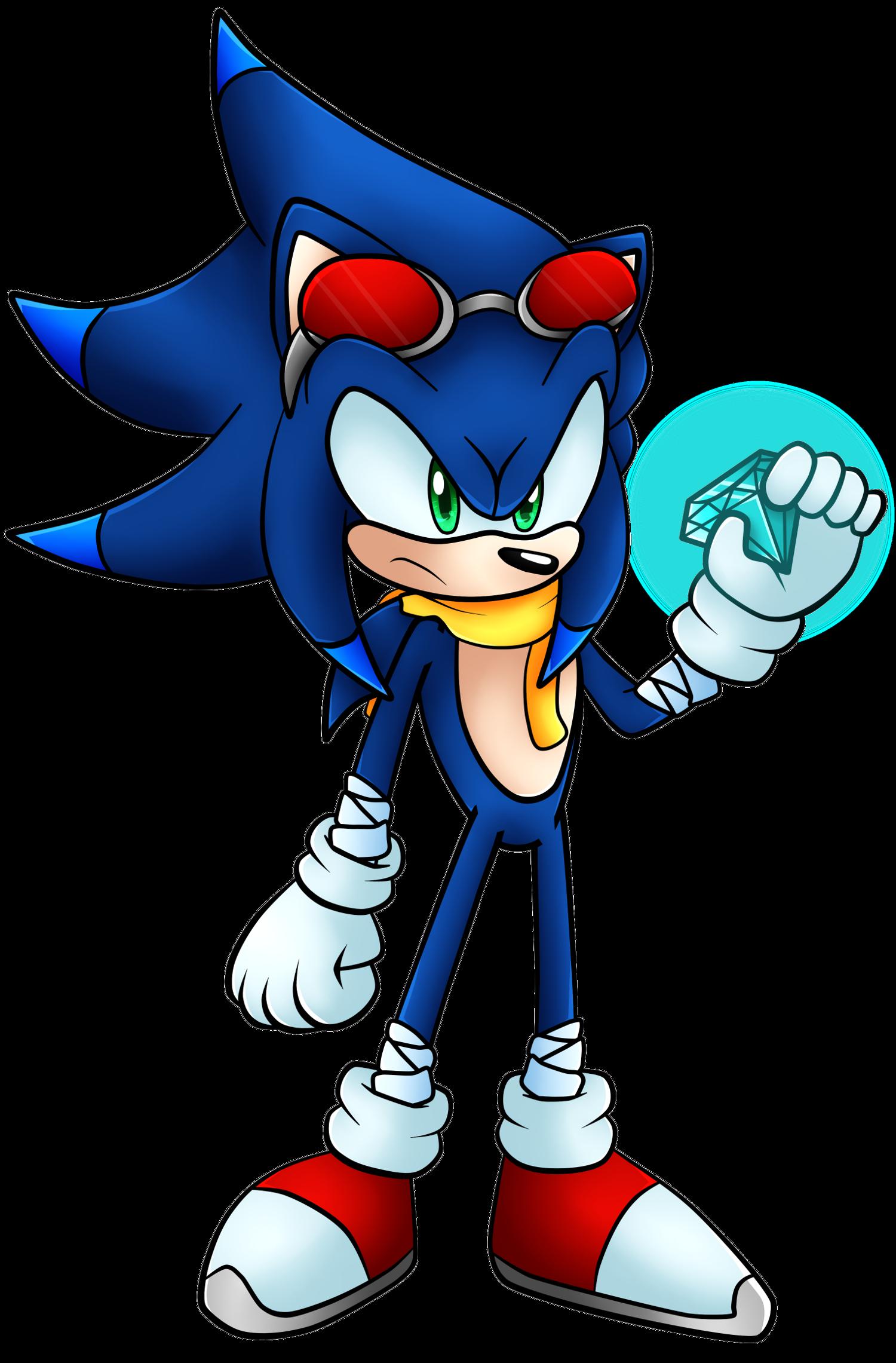 Trident The Hedgehog