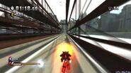 Sonic Unleashed Battle-Shadow in Empire City (Day)-0
