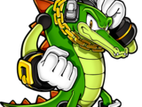 Vector the Crocodile (IncaIceBunny's Universe)