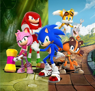Sonic Boom: The Incredible Sextet