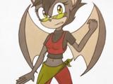 Tina the Bat