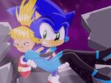 Infiltration: A Sonic Crossover Story