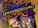 Sonic Underground: The Game