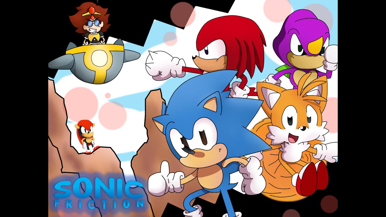 Sonic Friction