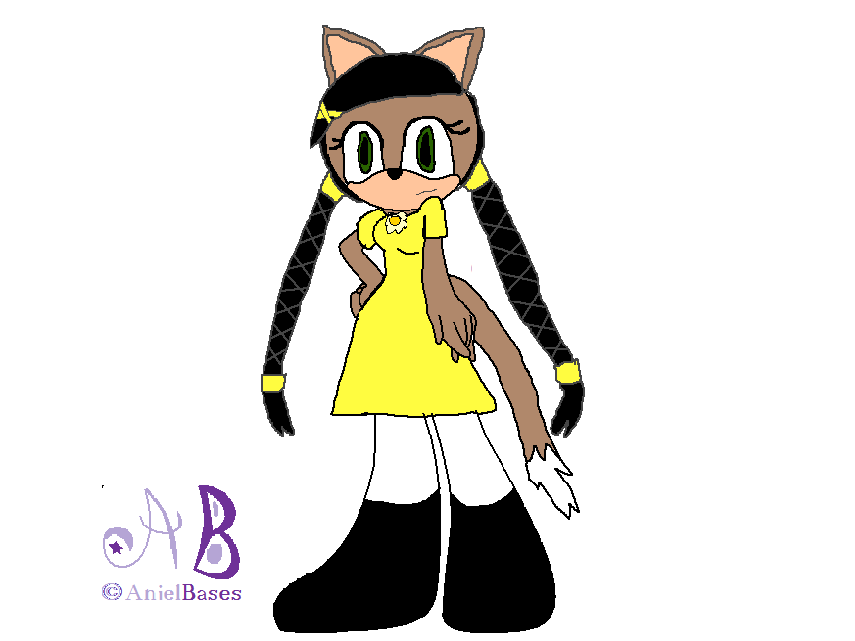 Daisy the fox