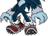Sonic the Werehog (Monster Zone)