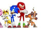 Sonic Heroes 2:Sonic Boom