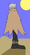 Morpheus in a cloak