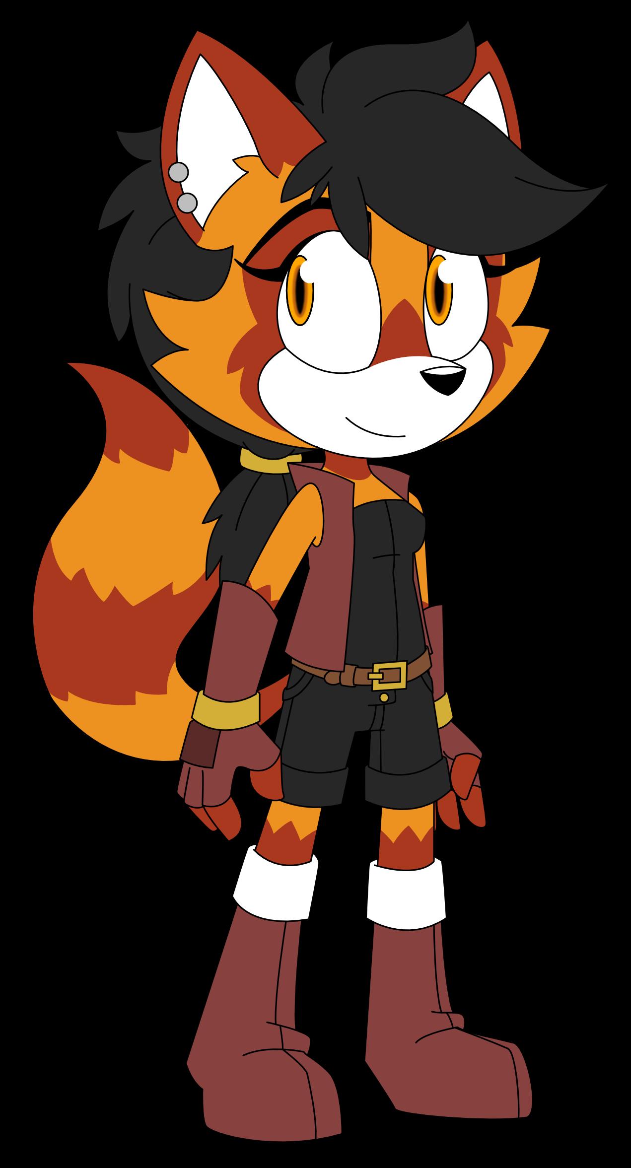 Korvetama the Raccoon