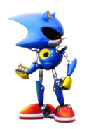 Metal sonic by fentonxd-d6i5p85