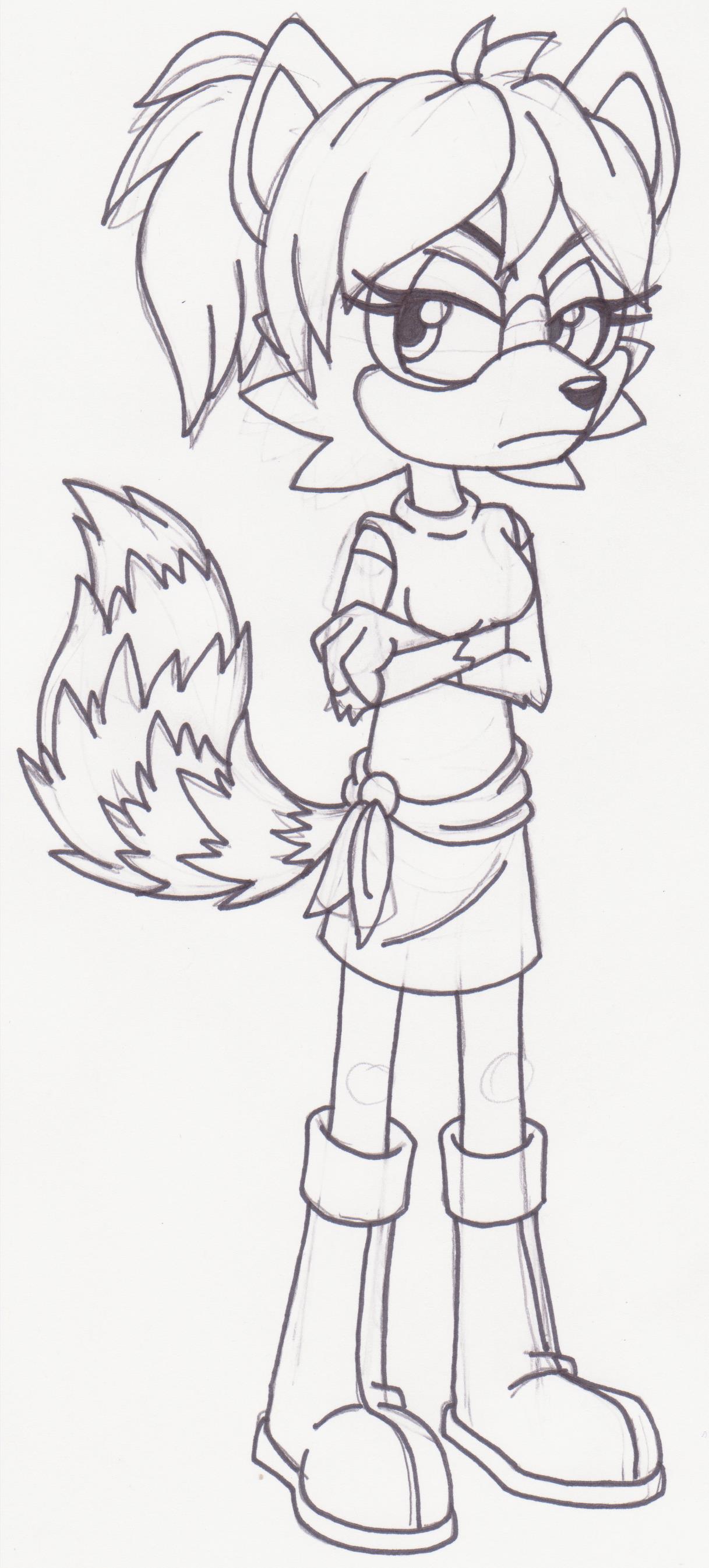 Regina the Raccoon