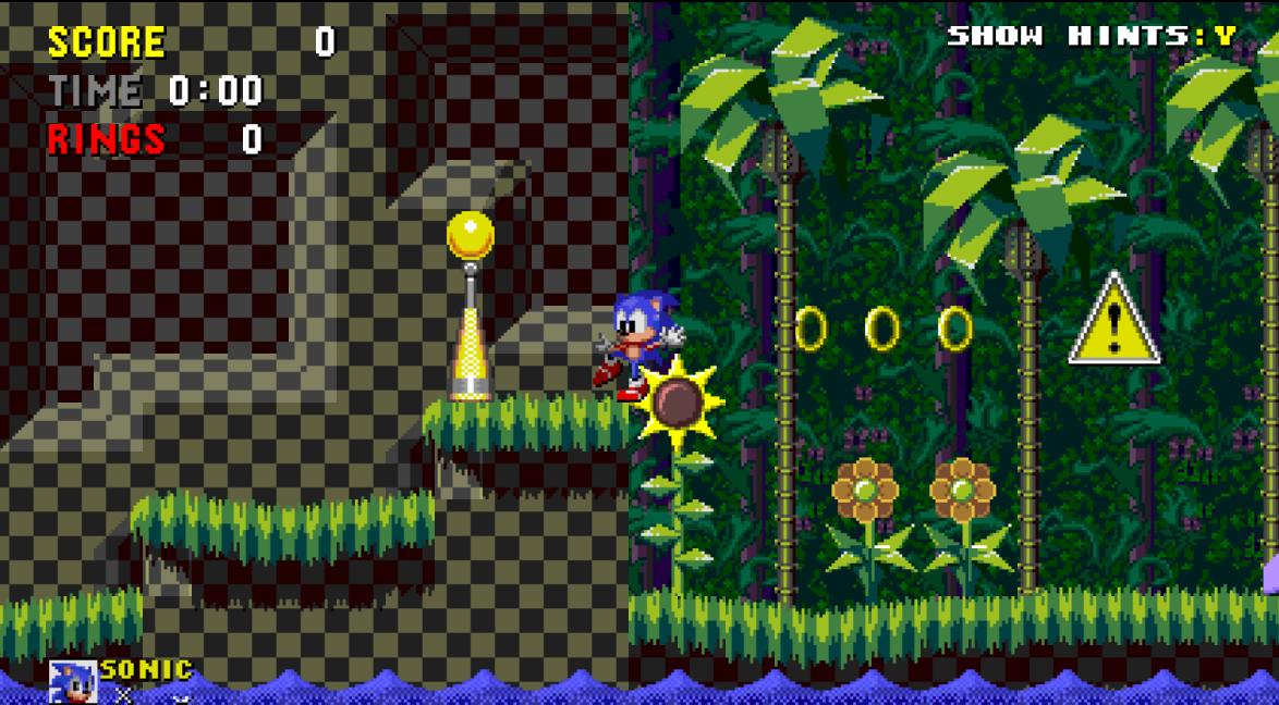 Sonic Matrix (Ver. 1.0.2 Update)