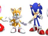 Sonic Adventure 3: East Coast Minute