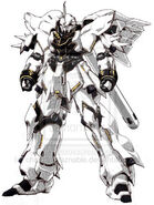 White sinanju by charizard aznable-d5y3dhj