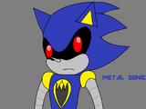 Metal Sonic (Animated)