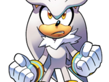 Silver the Hedgehog (Marshalia13's Universe)