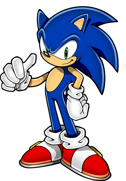 Sonic The Hedgehog (Maniax)