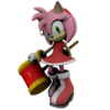 Amy rose by mike9711-d57wr6y