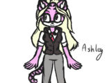 Ashley the Pink Tiger