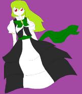 Mariko's dress