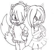 Temporal and Kisuke