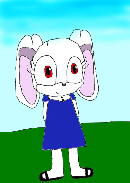 August the Rabbit