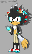 Fusion of emperix, shadow and silver