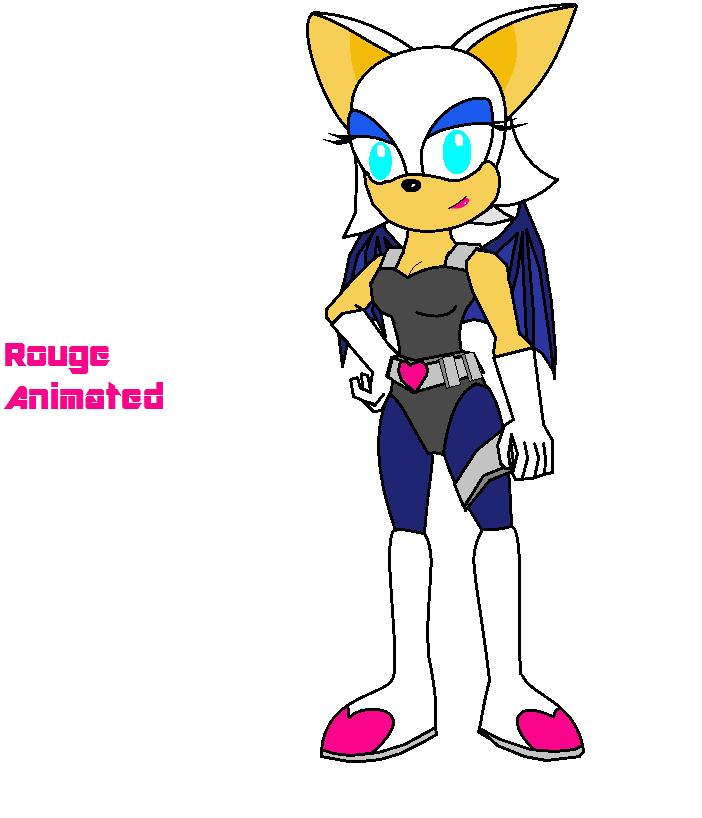 Rouge the Bat (animated)