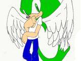 Isaiah the Angelic Hedgefox