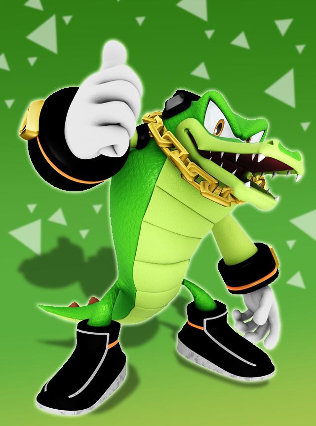 Vector the Crocodile (BearfootTruck's Universe)