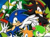 Sonic Adventure 3 (The Metarex Saga)