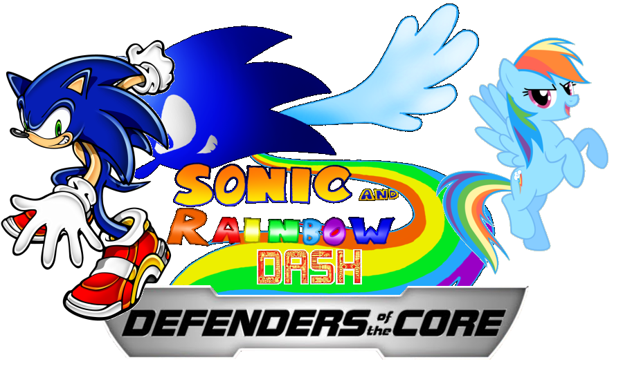Sonic & Rainbow Dash: Defenders of the Core