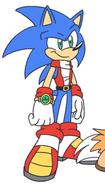 Sonic Piece - Sonic