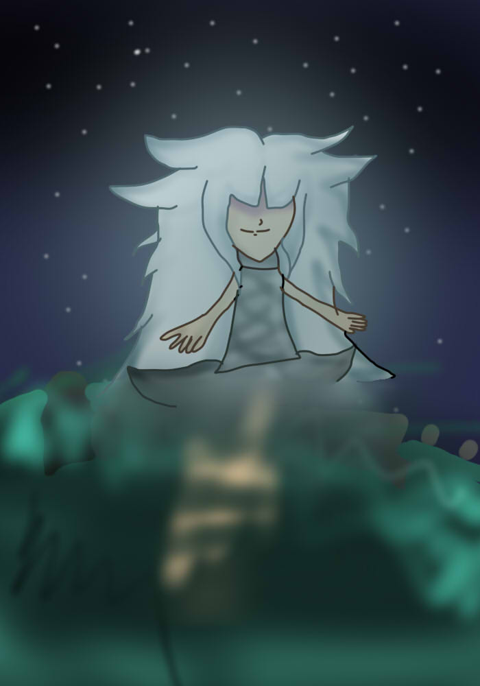 Monnica the Ghost Girl