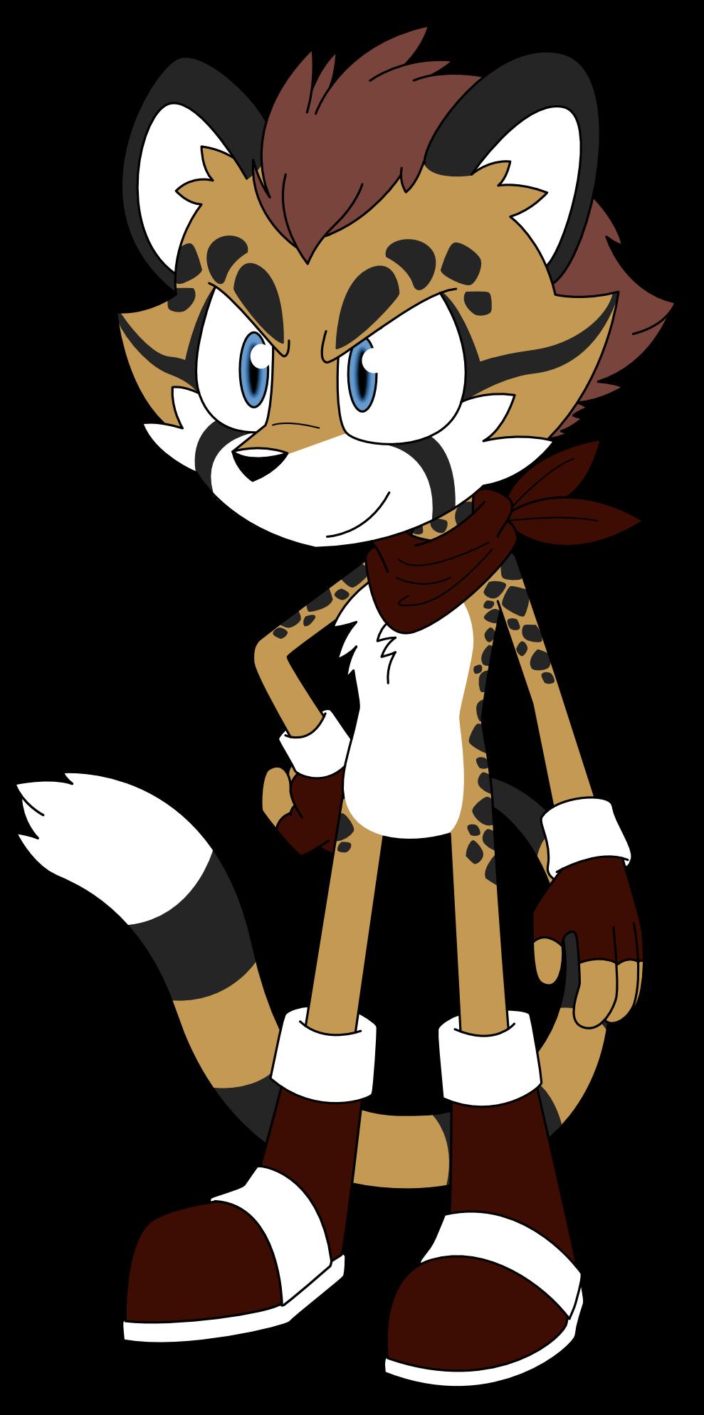 Tendaji the Cheetah