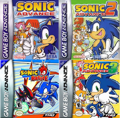 Sonic Advance Collection