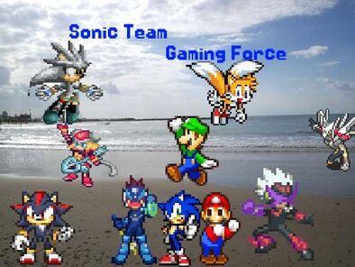 Sonic Team Gaming Force.jpg